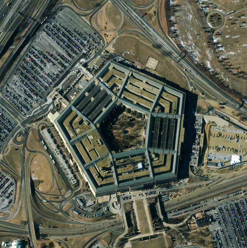 Pentagon przed atakiem