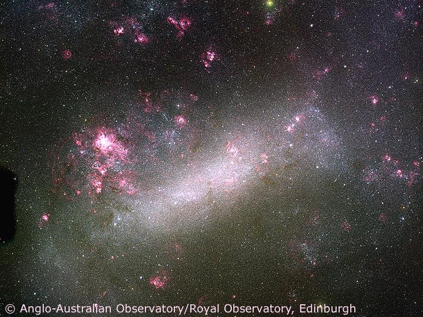 LMC - Wielki Obłok Magellana