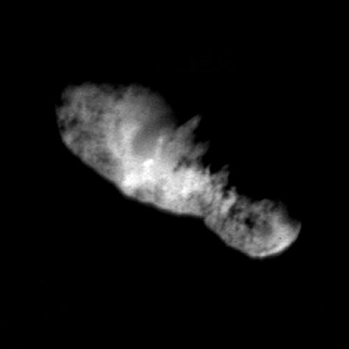 Jądro komety Borrelliego