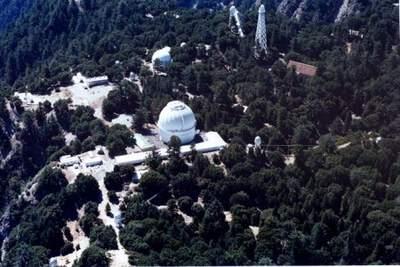 Telskopy CHARA