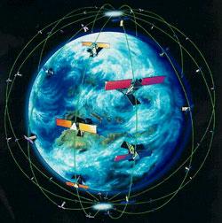 Sieć satelitów Iridium