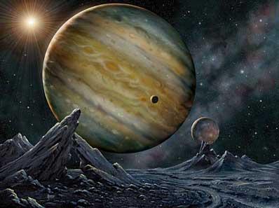Planeta krążąca wokół HD23079