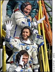 Załoga Sojuza TM-33