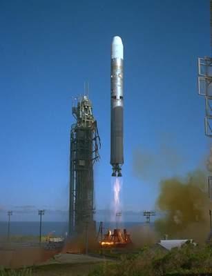 Start rakiety Titan 2
