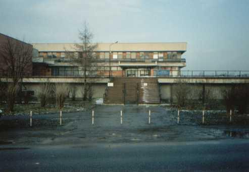 Centrum Astronomiczne w Warszawie