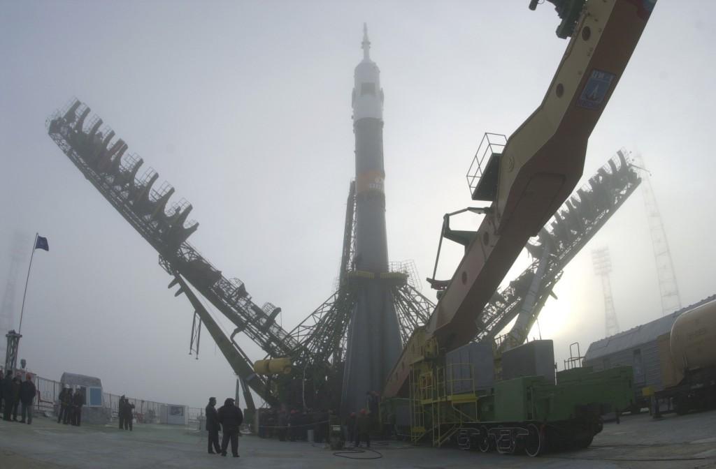 Podróż rakiety Sojuz na kosmodrom w Bajkonurze (4)