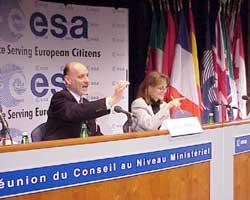 Zebranie ESA