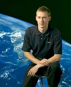 Astronauta Frank De Winne