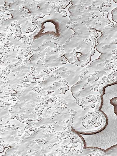Biegun południowy Marsa