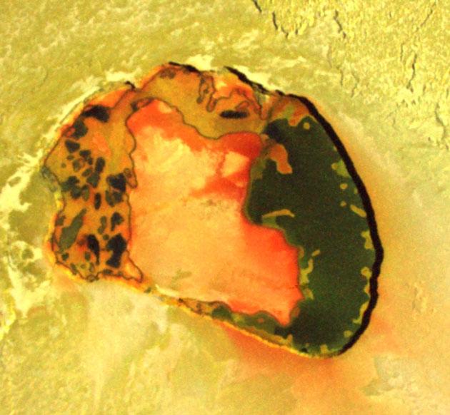 Tupan Patera - wulkan na Io
