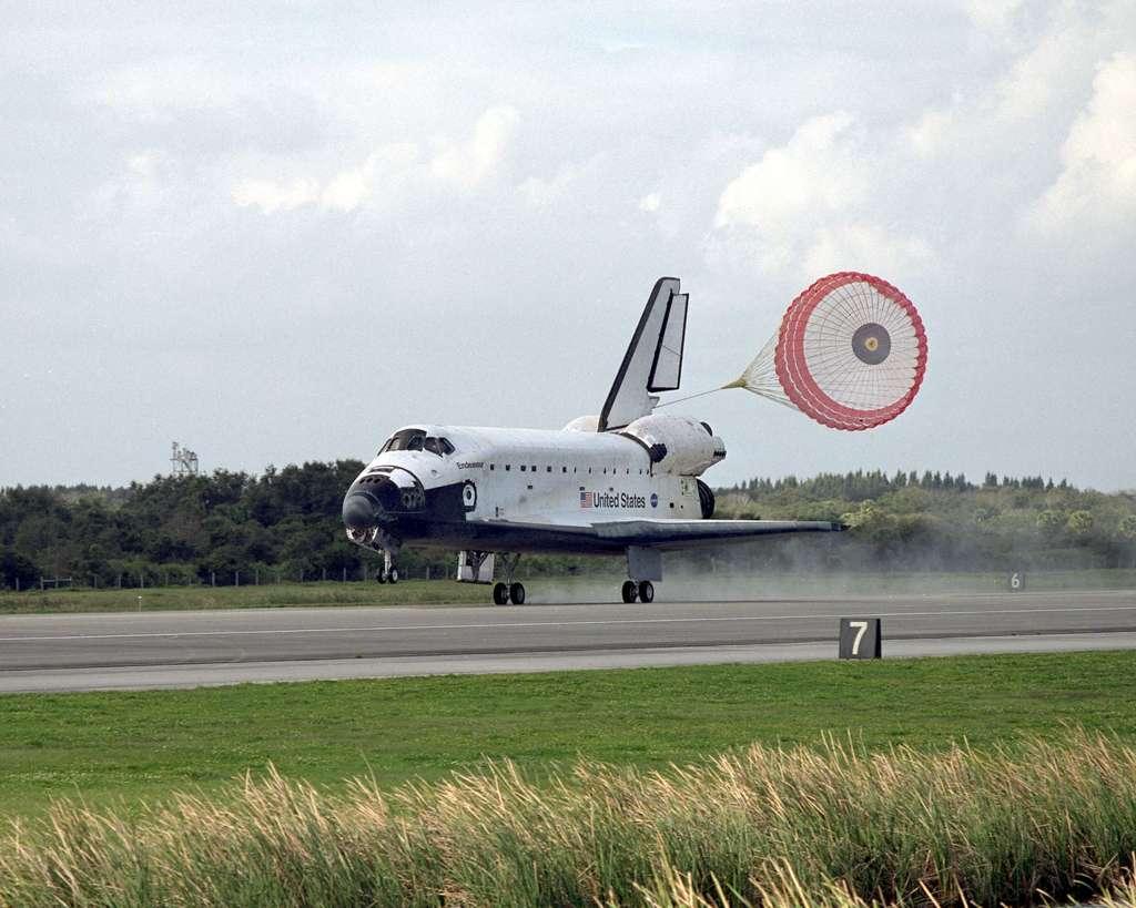 Endeavour kończy misję STS-108