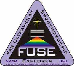 Logo misji FUSE