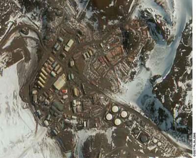 Stacja antarktyczna McMurdo