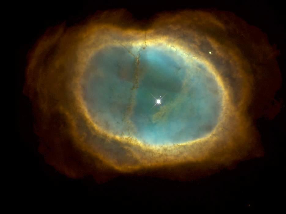 Mgławica planetarna NGC 3132