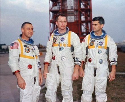 Załoga misji Apollo 1