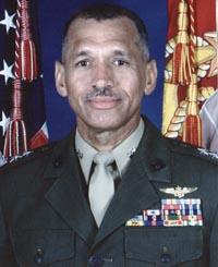 Generał major Charles F. Bolden