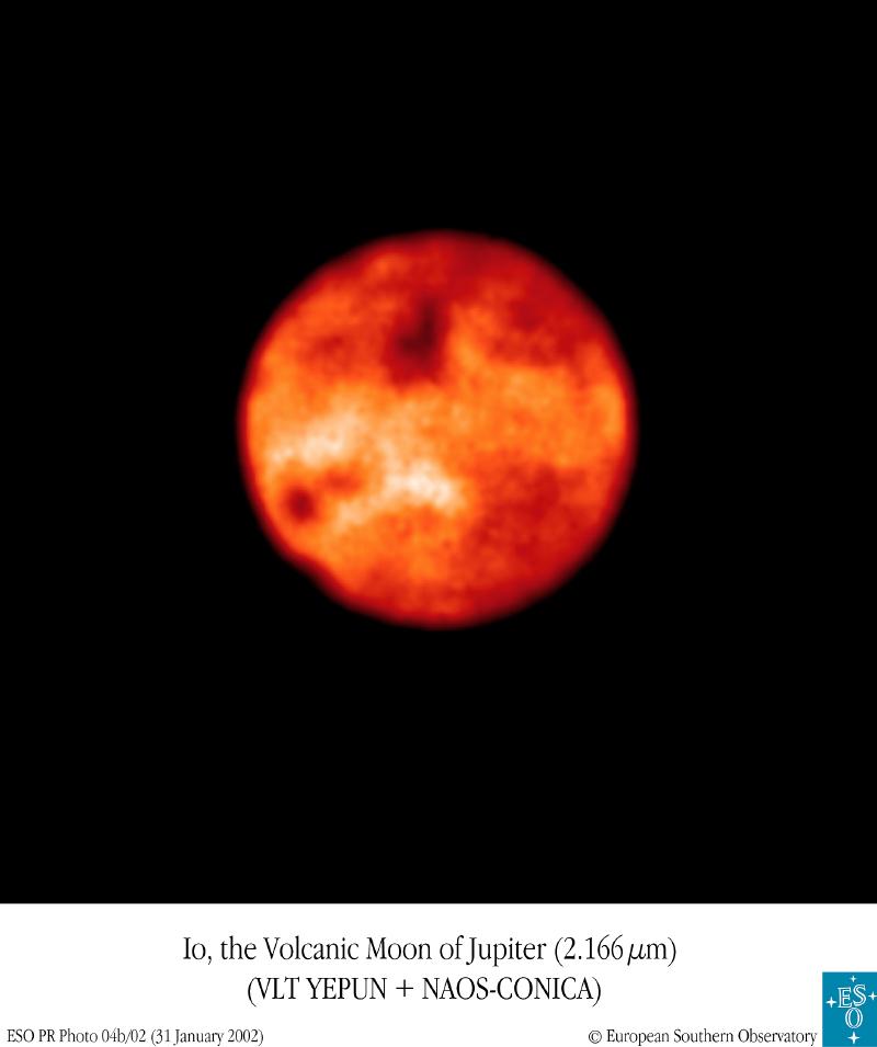 Piekielny satelita - Io