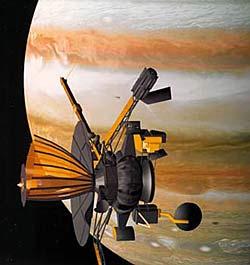 Galileo z uszkodzoną anteną