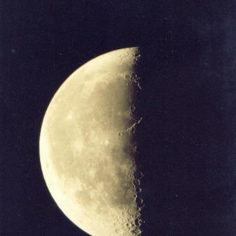 Księżyc 3 września 1999 roku