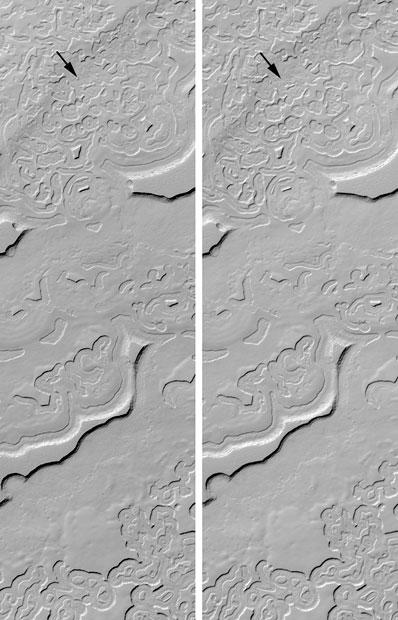 Zmiany czapy polarnej Marsa