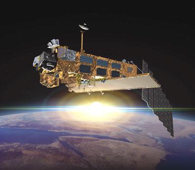 Satelita Envisat