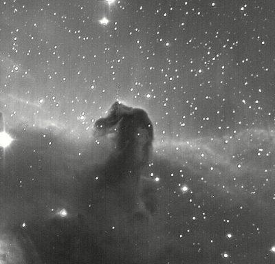 Koński Łeb w oczach teleskopu SNT