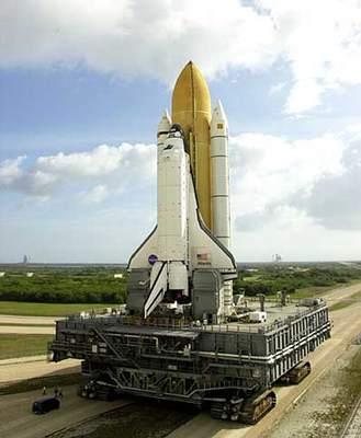 Atlantis wdrodze nastanowisko startowe III