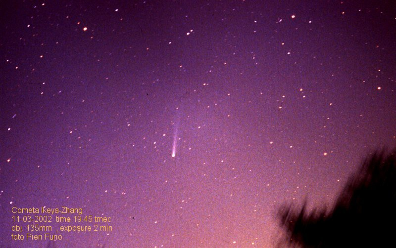 Kometa Ikeya-Zhang (6)