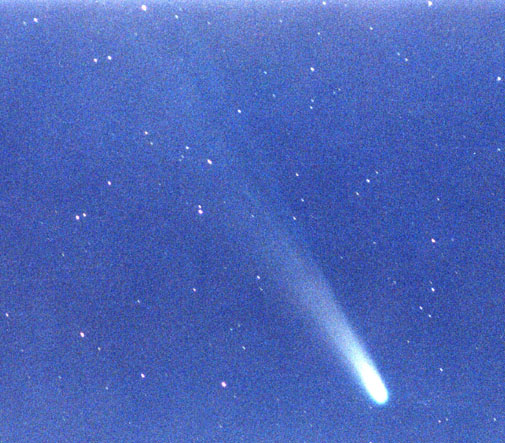 Kometa Ikeya-Zhang (23)