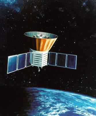 Satelita COBE