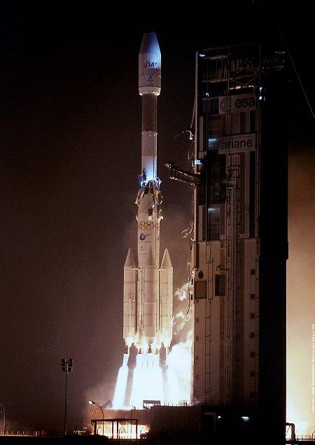 Start Ariane 44L