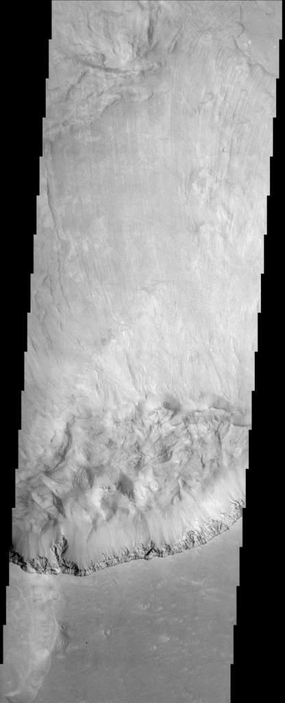 Ganges Chasma na Marsie