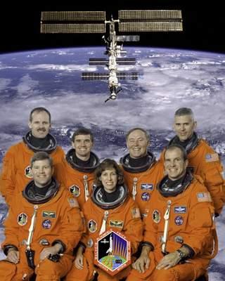 Załoga misji STS-110
