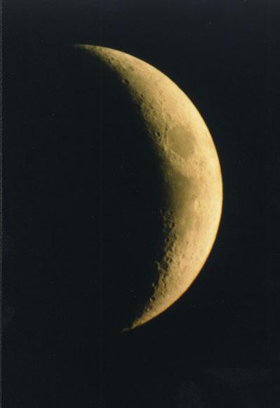 Księżyc w obiektywie Roberta Bodzonia (2)