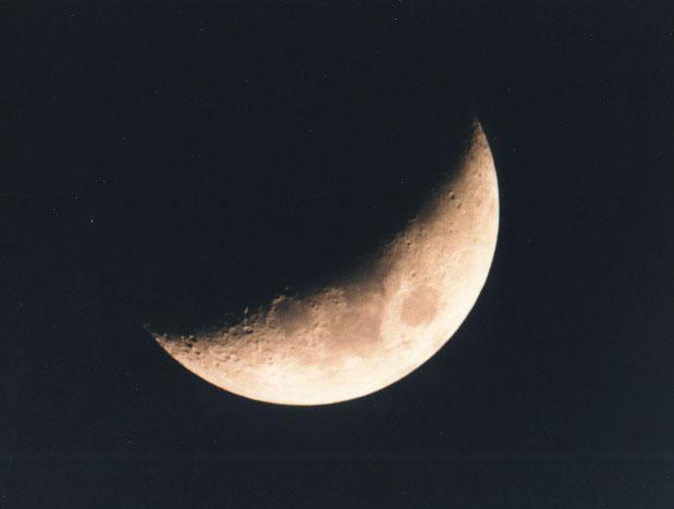 Księżyc w obiektywie Roberta Bodzonia (3)