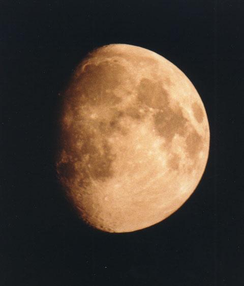 Księżyc w obiektywie Roberta Bodzonia (5)
