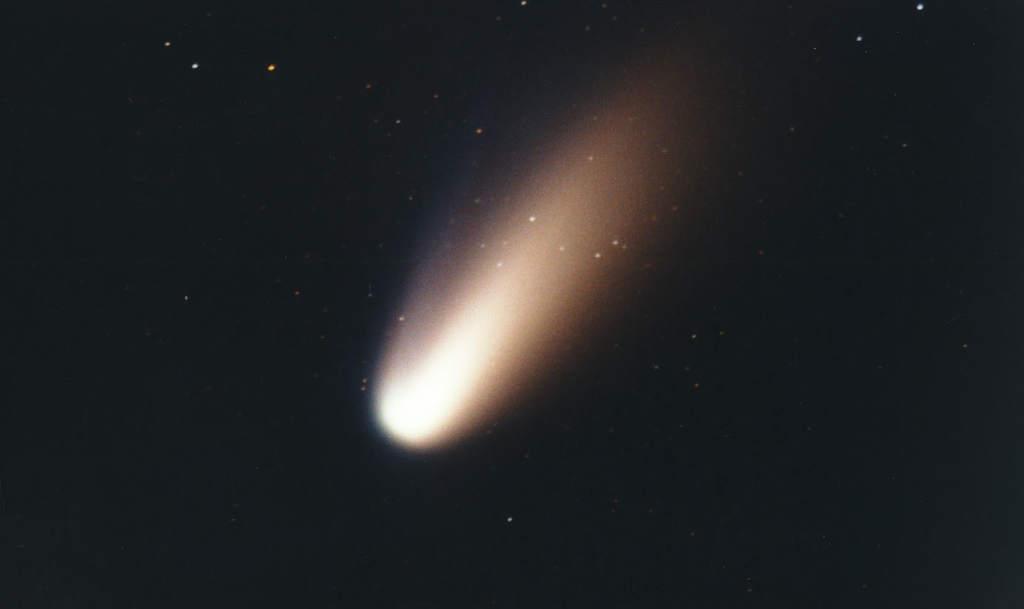 Kometa Hale-Bopp (2)