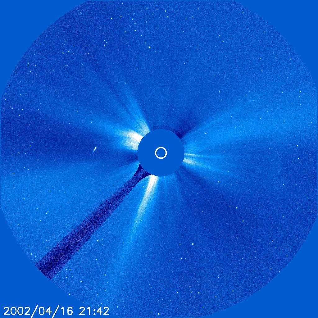 Kometa SOHO-422