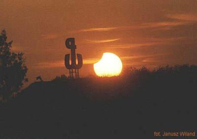 Zaćmienie Słońca 12 października 1996
