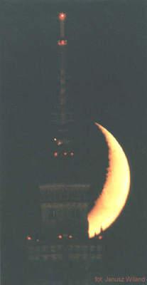Przejście Księżyca zaPKiN