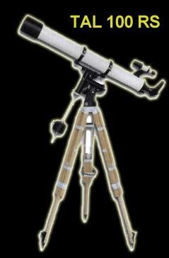 Teleskop Tał 100 RS