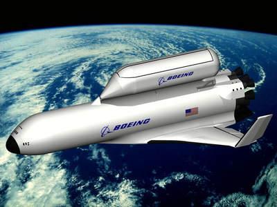 Wahadłowiec II generacji - Boeing