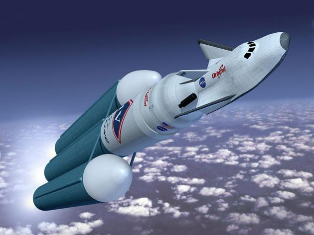 Wahadłowiec II generacji - Northrop Grumman