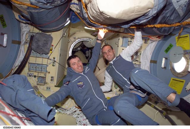 Dwie trzecie załogi Sojuza TM-34