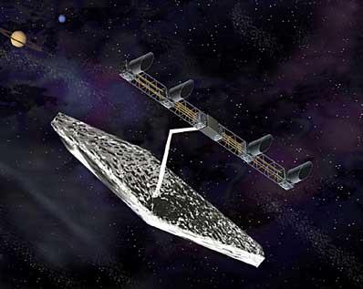 Projekt Terrestial Planet Finder