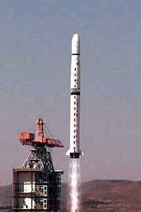 Start rakiety Długi Marsz 4B