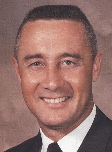 Virgil Grissom - drugi astronauta USA