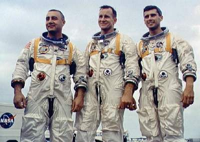 Załoga Apollo 1