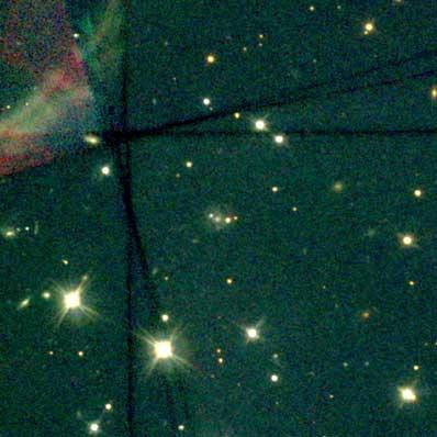 Poświata GRB 011121