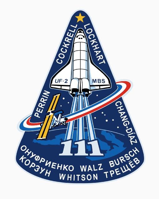 Logo misji STS-111